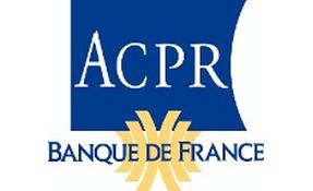 l'ACP Banque de France, autorité de régulation indépendante