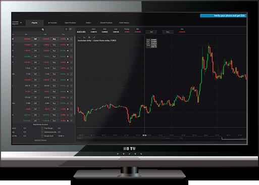 markets web trader